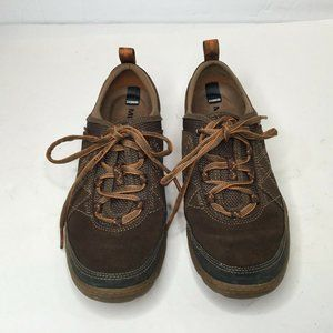 Merrell Mocha Womens Brown Athletic Sports Shoes